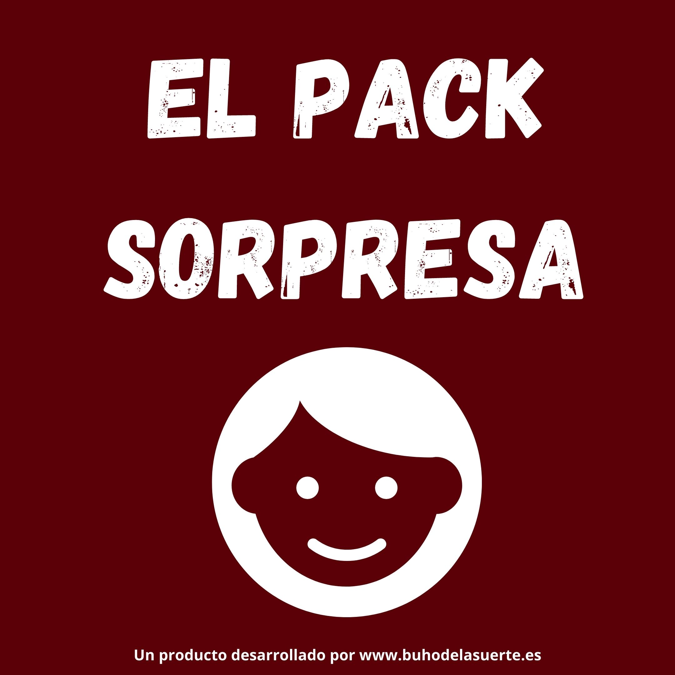 Play the surprise pack of<br>el Búho de la suerte
